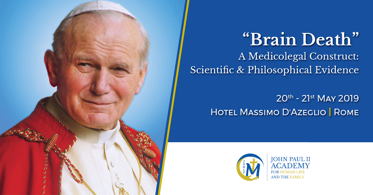 "JAHLF - ""Brain Death""   A Medicolegal Construct: Scientific & Philosophical Evidence"