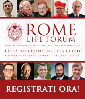 Rome Life Forum 2019